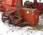 Snow Blower For Sale: 1972 McKee 7'