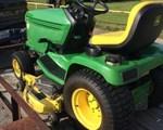 Riding Mower For Sale: 2005 John Deere GT235, 18 HP
