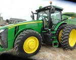 Tractor For Sale: 2014 John Deere 8295R, 295 HP