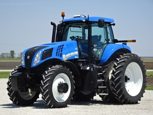 2014 New Holland T8.300 Tractor For Sale