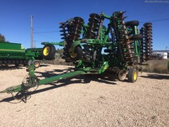 Disk Harrow For Sale 2010 John Deere 637