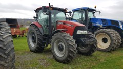 Tractor For Sale 2012 Case IH Maxxum 125 , 105 HP