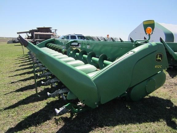 2012 John Deere 612C Header-Corn For Sale