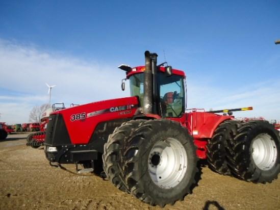 2010 Case IH 385 STEIG Tractor For Sale