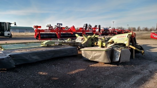2009 Claas 9300C Mower Conditioner For Sale