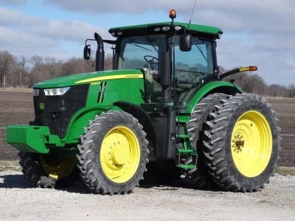 2014 John Deere 7230R Tractor For Sale