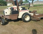 Riding Mower For Sale: 2012 Grasshopper 725D, 25 HP