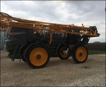 2014 Hagie STS 14 Sprayer-Self Propelled For Sale