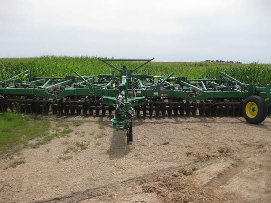 2012 John Deere 2310 Mulch Finisher For Sale