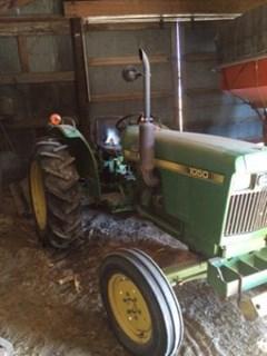 Tractor For Sale:  1980 John Deere 1050