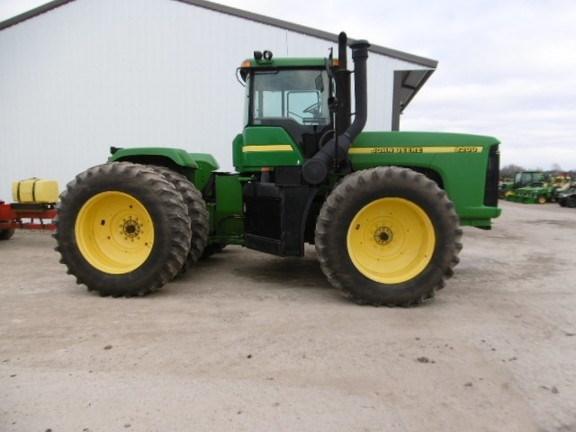 2000 John Deere 9200 Tractor For Sale