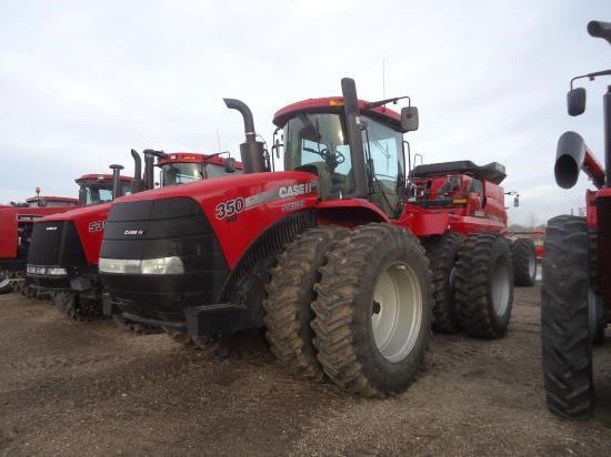 2011 Case IH 350 HD Tractor For Sale