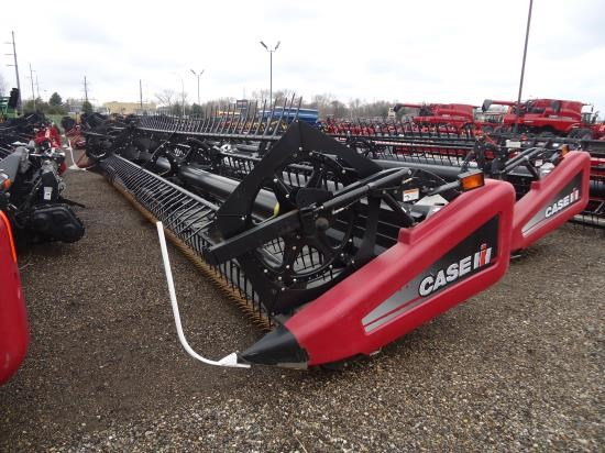 2007 Case IH 2162 40' Header-Draper/Rigid For Sale