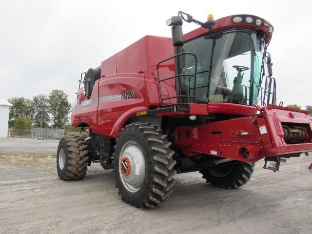 2010 Case IH 9120 Combine For Sale
