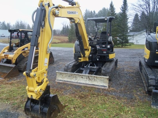 2015 Yanmar VIO45 6A Excavator-Mini For Sale