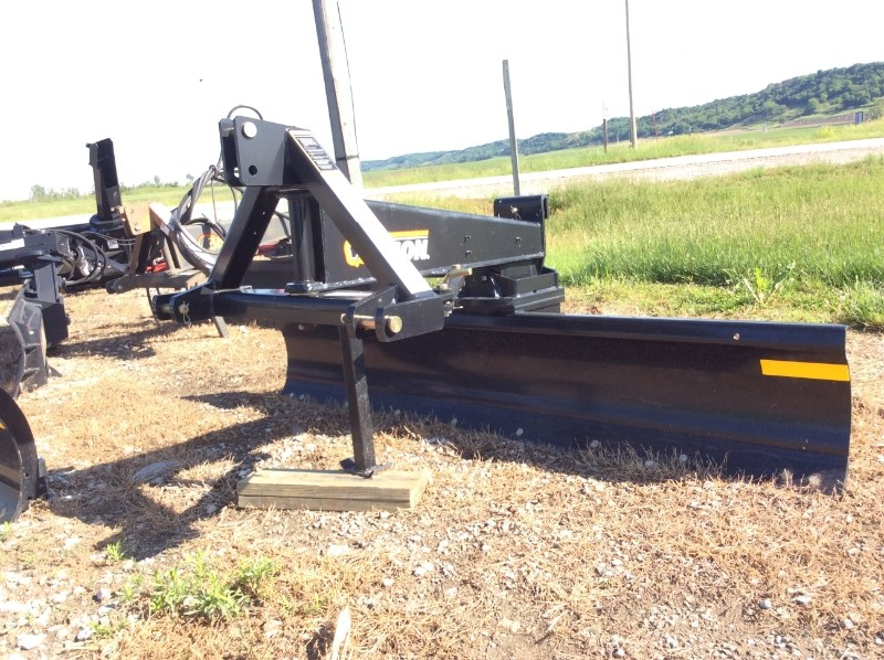 Bison BINVH-240-XHD Blade Rear-3 Point Hitch For Sale