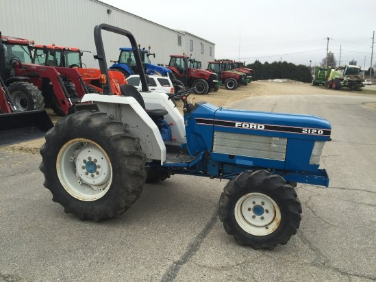 Ford 2120 Tractor : Ford tractor for sale minnesota ag group