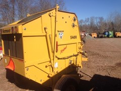 Baler-Round For Sale Vermeer 5400