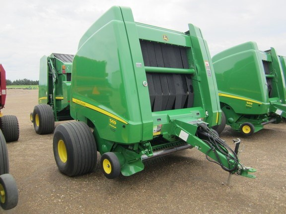 2013 John Deere 569 Baler-Round For Sale