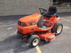 Riding Mower For Sale:  1999 Kubota TG1860