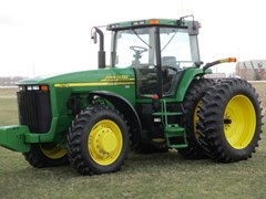 Tractor For Sale 2001 John Deere 8110 , 165 HP