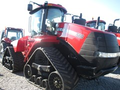 Tractor For Sale 2014 Case IH STX580Q