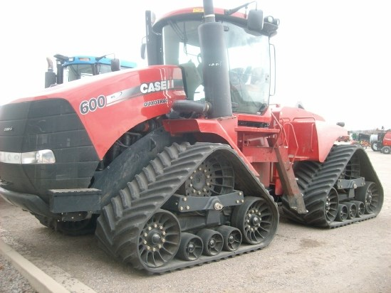 2013 Case IH 600 QUAD Tractor For Sale