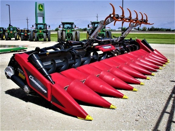 2013 Geringhoff RD1200/FB Header-Corn For Sale