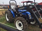 Tractor For Sale:  2004 New Holland TN75A , 62 HP