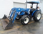 Tractor For Sale: 2006 New Holland TN60A, 55 HP