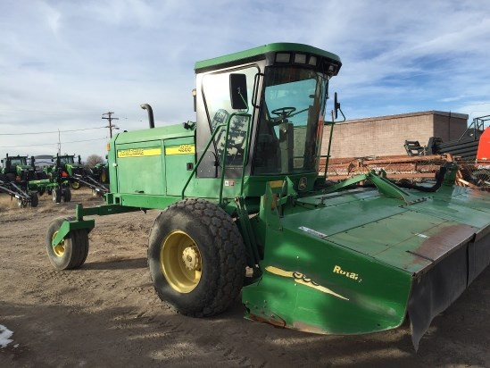 2004 John Deere 4995 Windrower-Self Propelled For Sale
