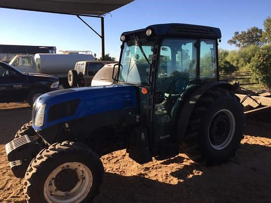 2014 New Holland T4.105F 4WD Tractor For Sale