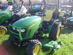 Tractor For Sale 2015 John Deere 2032R , 32 HP