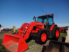 Tractor For Sale 2013 Kubota M110GXDTC , 88 HP