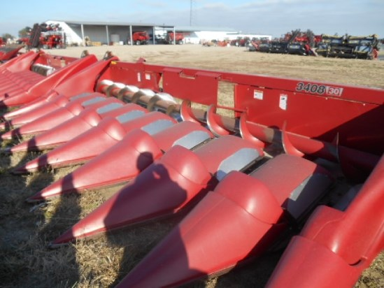 2012 Case IH 3408 Header-Corn For Sale