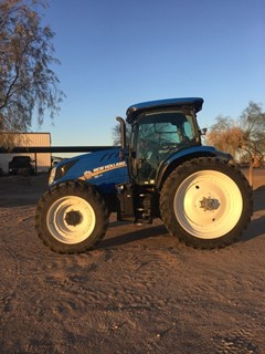 Tractor :  2015 New Holland T6.175