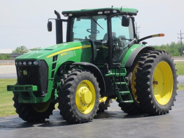 2010 John Deere 8270R Tractor For Sale