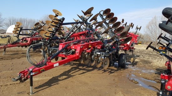 2013 Case IH 870 26'HA Sub Soiler For Sale