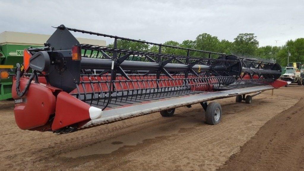 2014 Case IH 3162 45' Header-Draper/Rigid For Sale