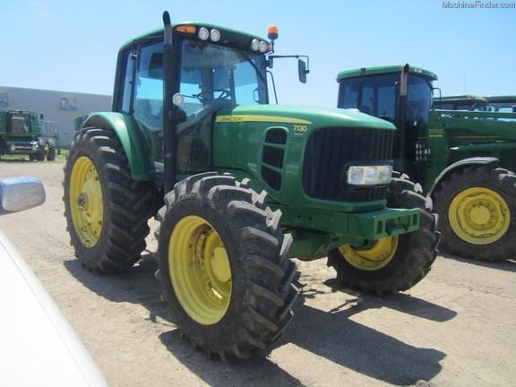 2007 John Deere 7130 Tractor For Sale