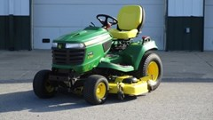 Riding Mower For Sale 2013 John Deere X750 , 24 HP