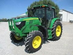 Tractor For Sale:  2015 John Deere 6125M , 125 HP
