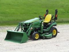 Tractor For Sale 2015 John Deere 1025R , 25 HP