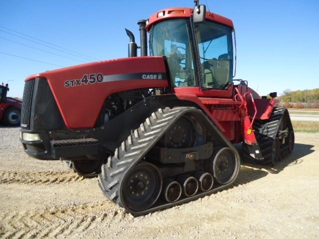 2003 Case IH STX450Q Tractor For Sale