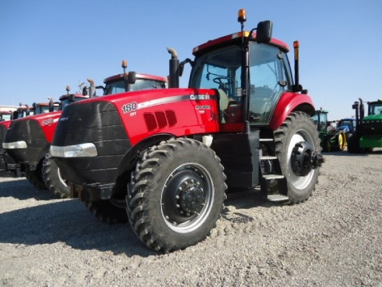 2011 Case IH 180 MAGCV Tractor For Sale