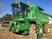 Combine For Sale:  2005 John Deere 9660