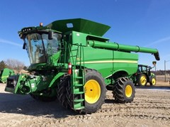 Combine For Sale 2015 John Deere S690