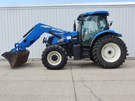 Tractor For Sale:  2004 New Holland TS115A , 96 HP