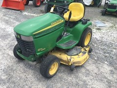 Riding Mower For Sale:  2003 John Deere GT245 , 20 HP