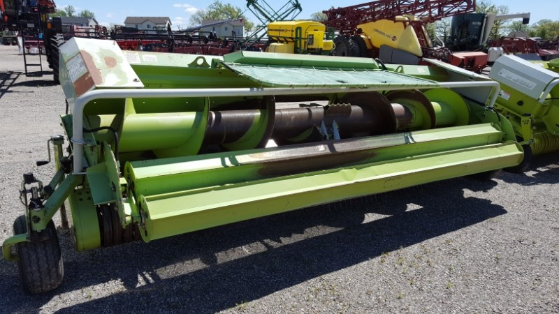 2002 Claas PU380 HD Forage Head-Windrow Pickup For Sale